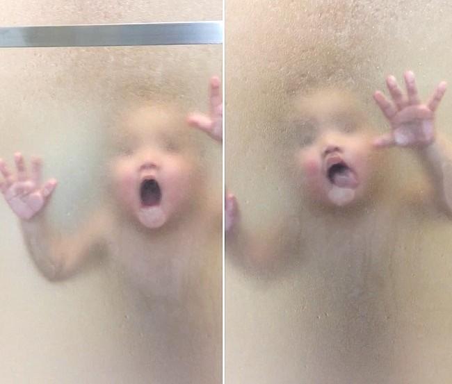 育児衝撃画像