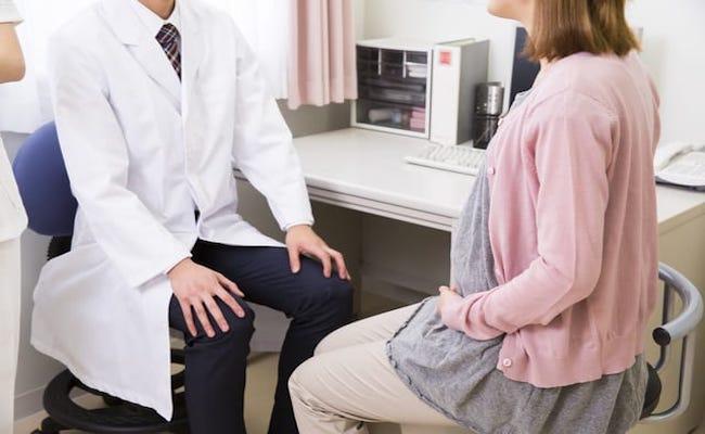産婦人科外来のイメージ