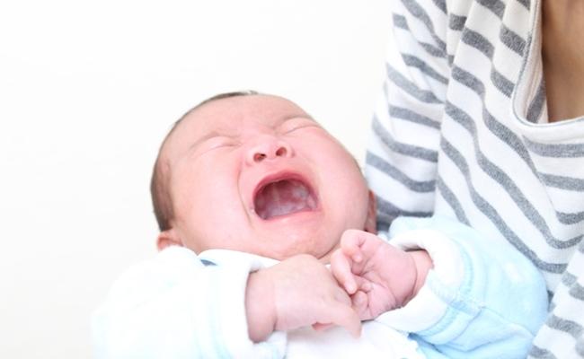 大きめ赤ちゃんのイメージ