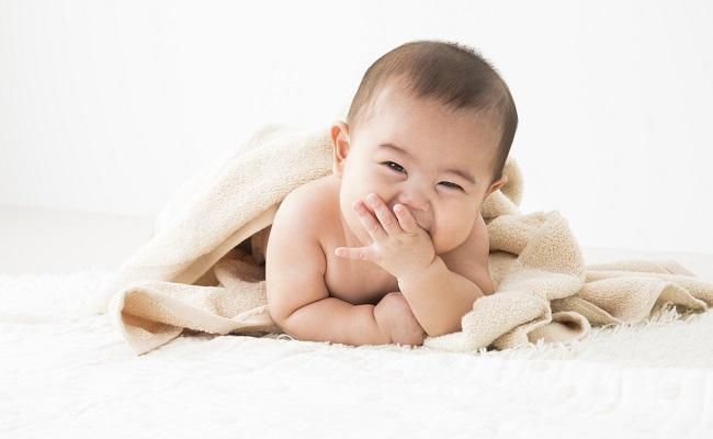 赤ちゃん(男の子)のイメージ