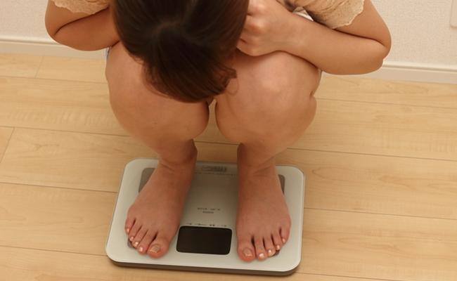 体重増えるイメージ