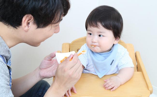 離乳食 赤ちゃん