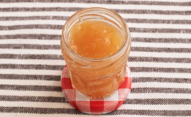 離乳食レシピ とろりすりおろしリンゴ