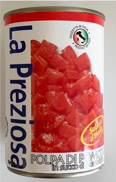 カルディのトマト缶
