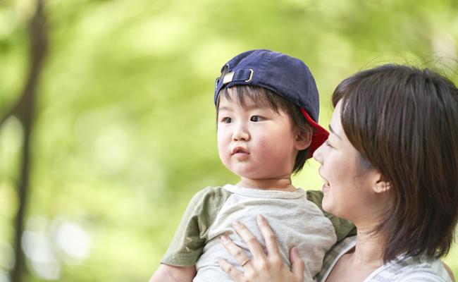 子育てに関する行政サービスのイメージ