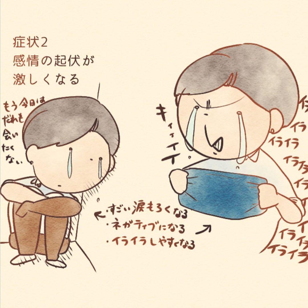 PMS症状②