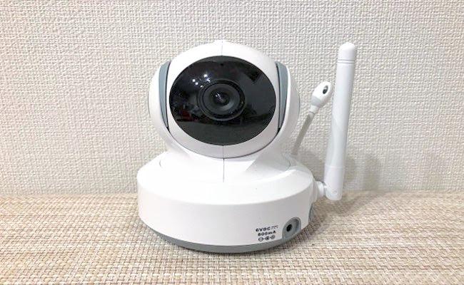ワイヤレスベビーカメラ 本体