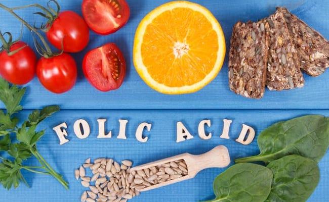 葉酸を多く含む食材