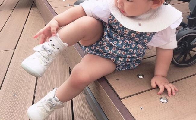 初めての靴の試着は簡単にはいかない