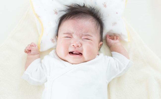 赤ちゃんの嘔吐