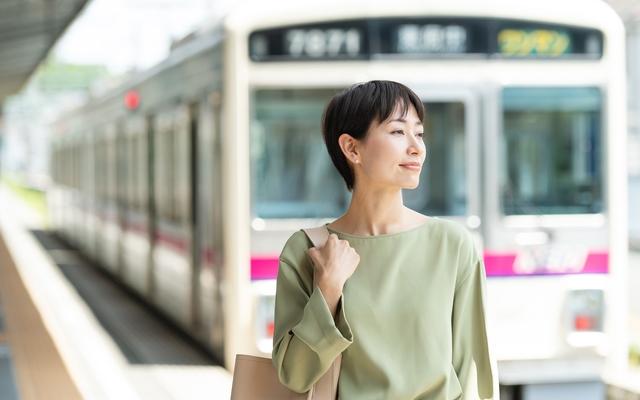 通勤のイメージ