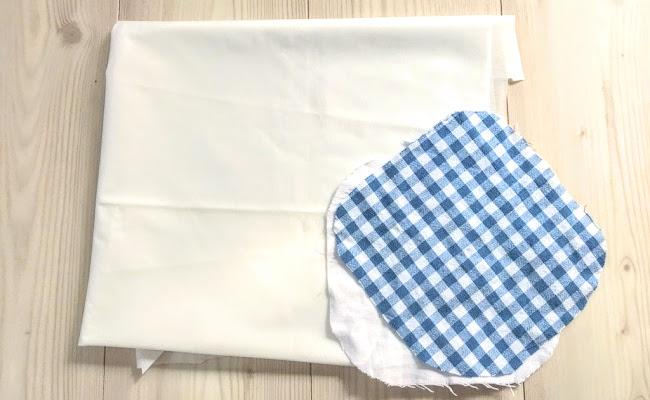 布ナプキン 材料