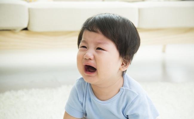 2歳児の赤ちゃん返りのイメージ