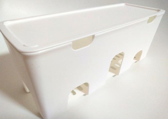 キャンドゥのタップ収納ケース