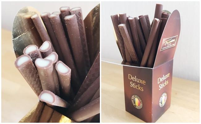 カルディのトリアノン スティックチョコレート ミルク