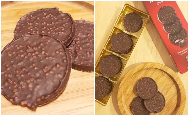 カルディのトリアノン チョコレートラウンズダーク