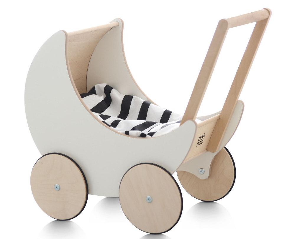 「ooh noo」木製手押し車