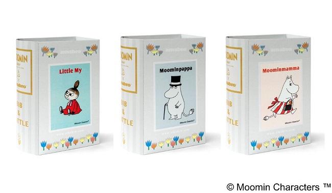 MOOMIN BABY × amabro