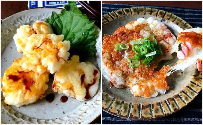 syunkon山本ゆりさんのもちチーズレシピ2選