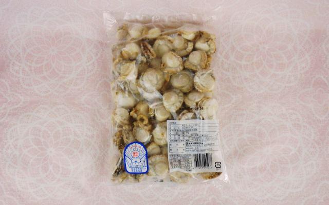 コストコ冷凍ホタテ1