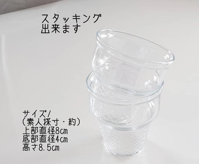 キャンドゥのコップ