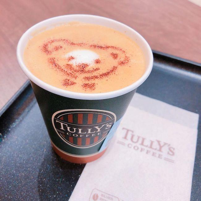 タリーズコーヒー キッズコミュ