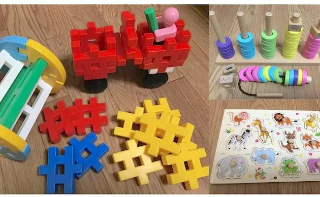 1〜2歳児が喜ぶテッパンおもちゃ7選