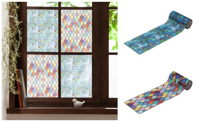 【カインズ】簡単に部屋をイメチェン!窓や壁にも貼れるマステが超優秀♪