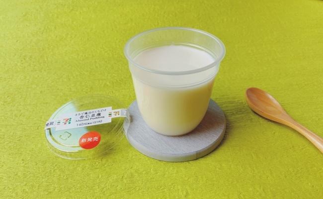 セブンイレブン 杏仁豆腐