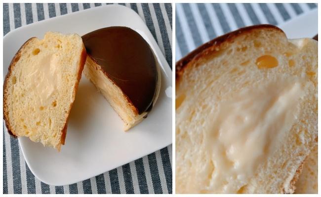 セブン―イレブン プリンみたいなパン