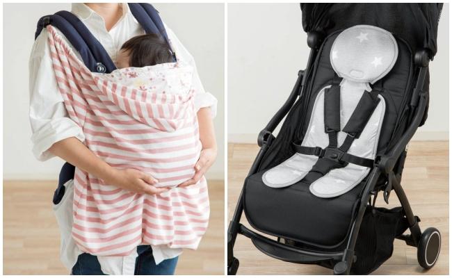【ニトリ】夏のおでかけに!プチプラ冷感アイテムで赤ちゃんの熱中症対策