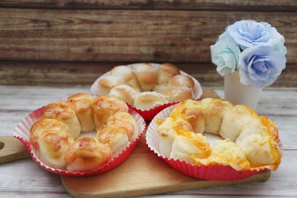 ミスタードーナツの新商品「ポン・デ・ちぎりパン」