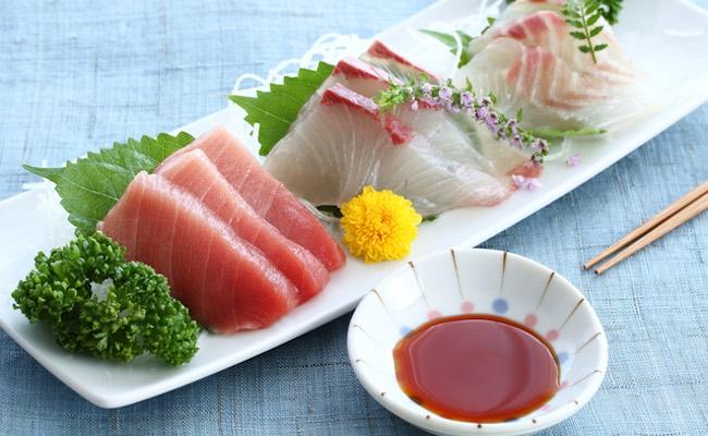 妊娠中の魚介類の摂取のイメージ