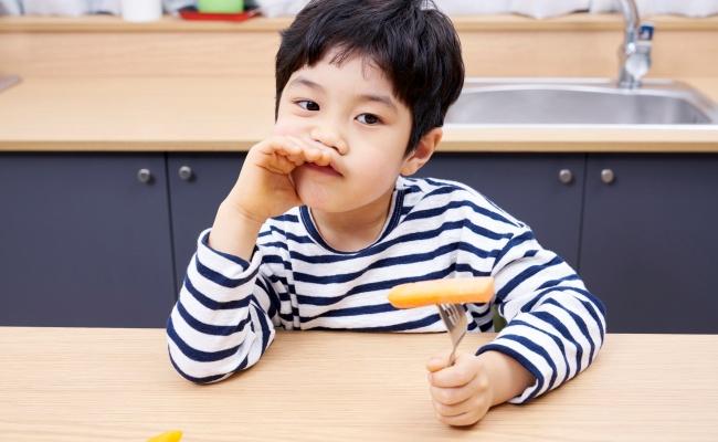 子育て 偏食