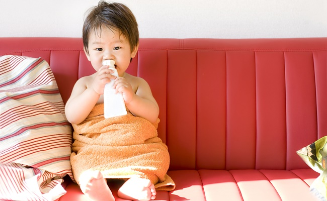 毎日お風呂に入らなくていいんです!【3児ママ小児科医のラクになる育児】