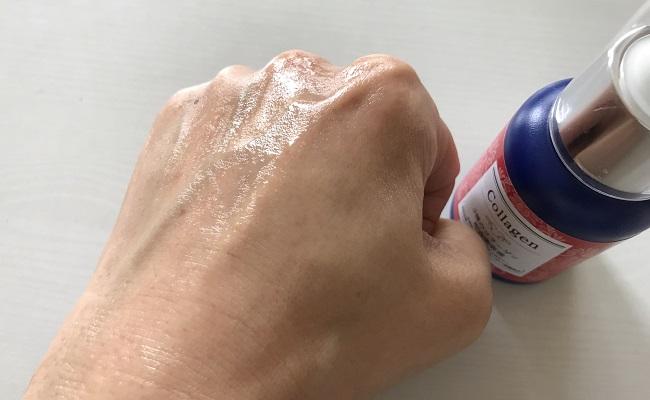 100均コラーゲン美容液