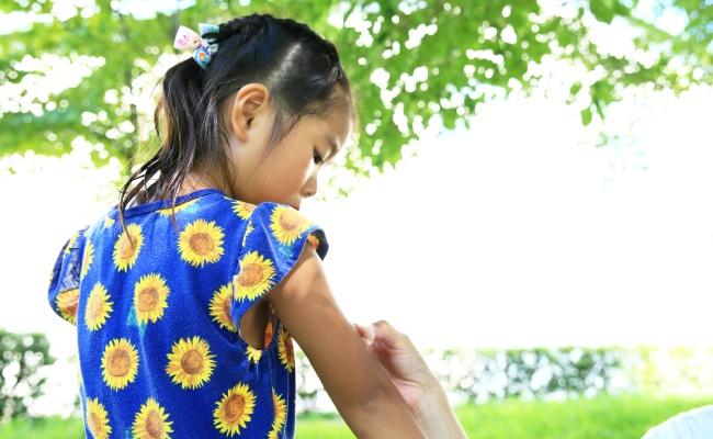 夏の肌トラブル