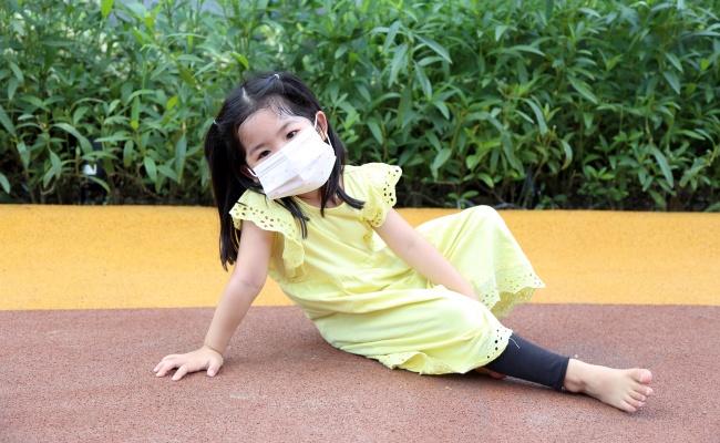 女の子 マスク