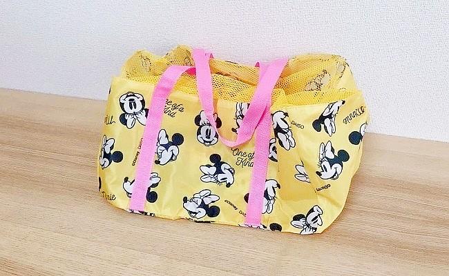 娘がお気に入りのバッグでお手伝い!
