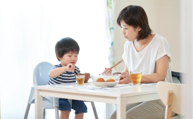子ども 夏 食事