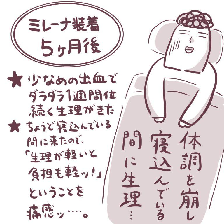 ババアさんのミレーナ体験8