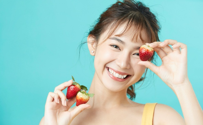 イチゴ ビタミンC