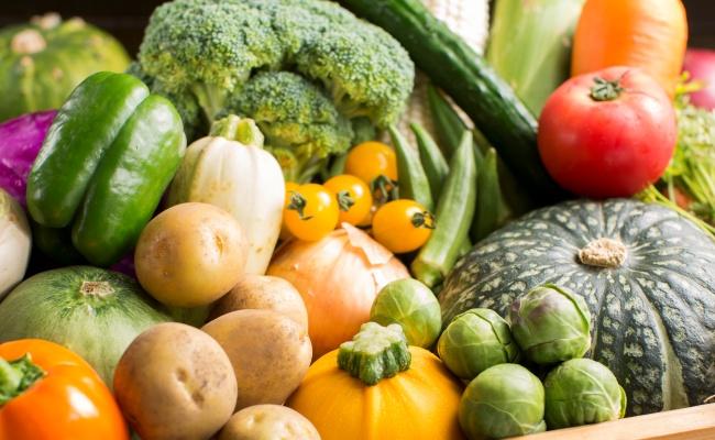 抗酸化栄養素 野菜