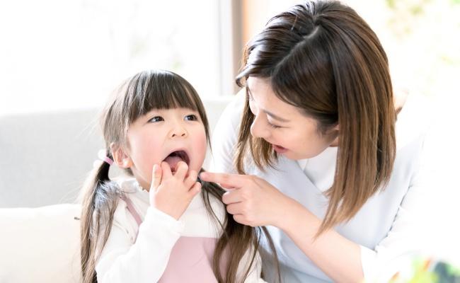 子ども 虫歯