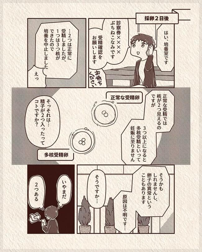 体外受精レポ第22話