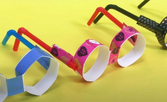メガネ 慣性系