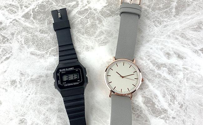 ダイソー腕時計