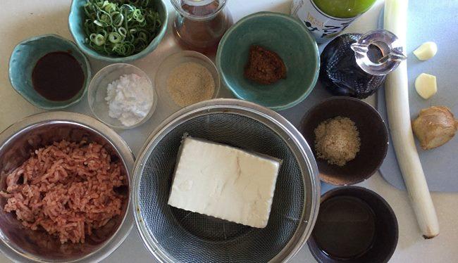 カルディ マーボー豆腐材料
