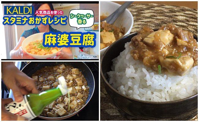 カルディ マーボー豆腐トップ