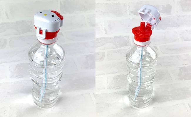 ハローキティペットボトルキャップ